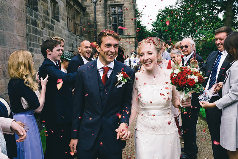 Documentary Wedding Photographer North London - Tom Hosking