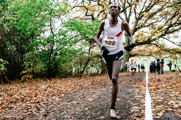 2017 London Cross Country running Championships, Parliament Hill