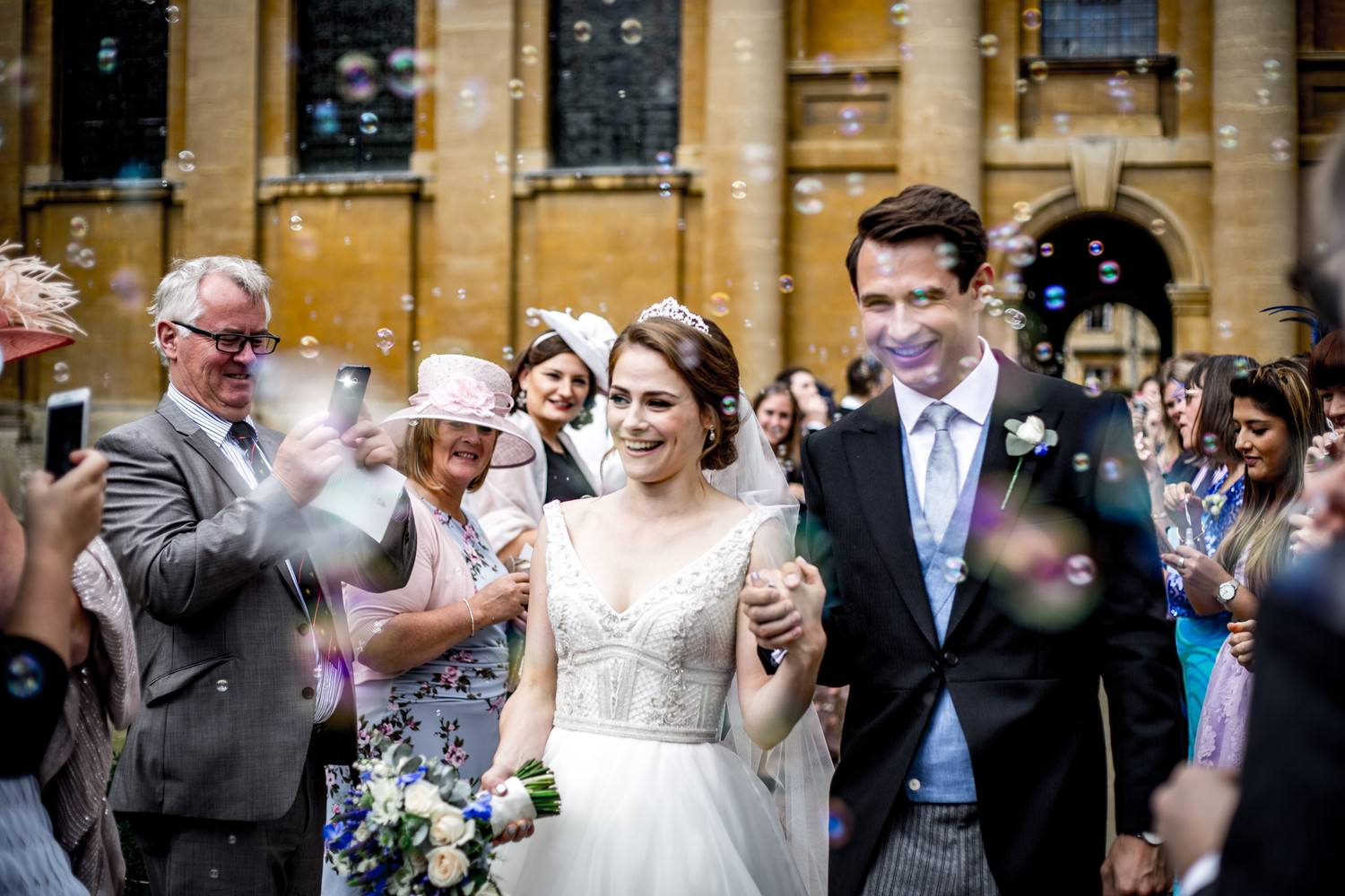 Relaxed Wedding Photographer North London - Tom Hosking