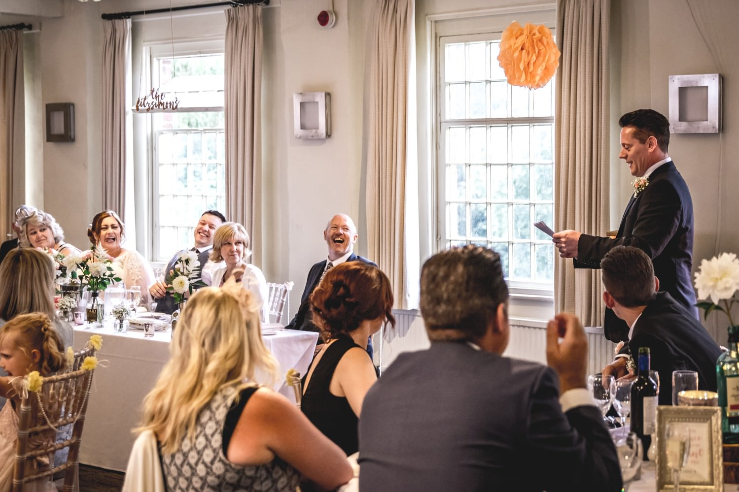 Candid Wedding Photographer North London - Tom Hosking