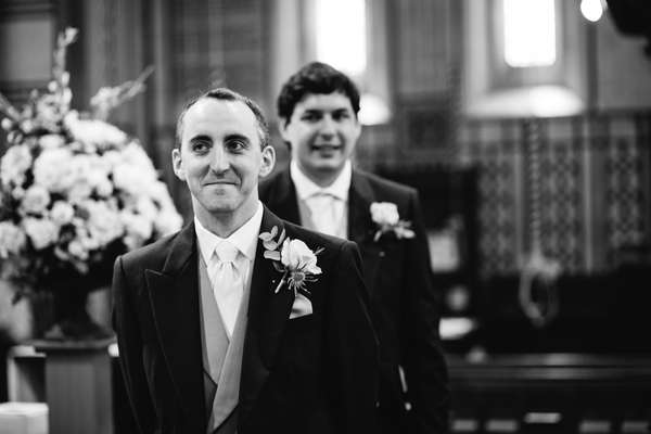 Relaxed wedding photography at a Deer Park Country House Hotel, Devon church wedding