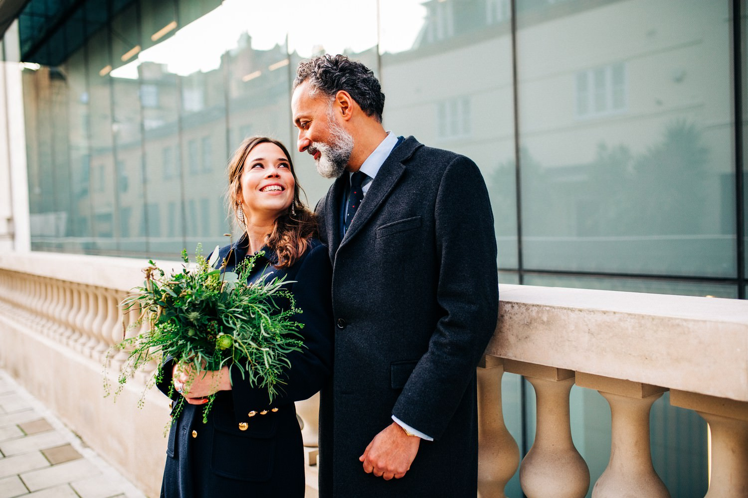 Relaxed Wedding Photography at Jones and Co, London